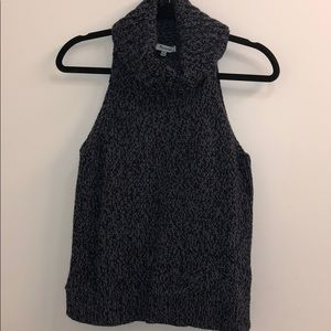 Madewell cowl neck sweater shell. Barely worn!